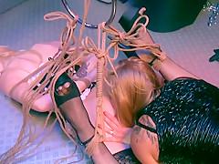 Extreme FISTFUCK Mandy Slim New Video